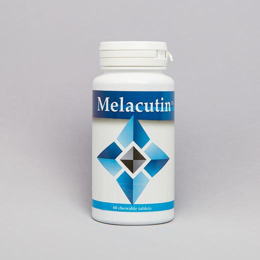 Melacutin melatonin supplement for dogs